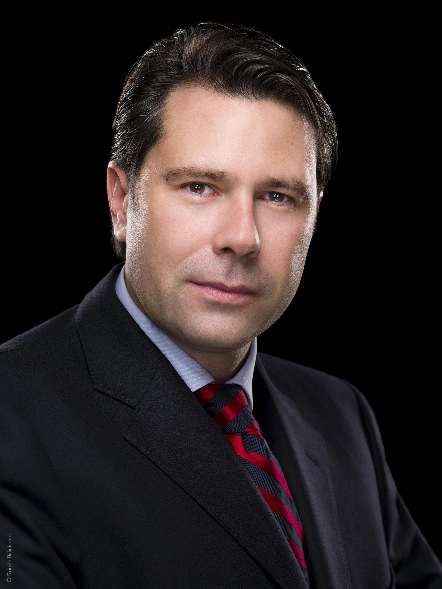 Marc Raspor, Président de la FPI Côte d'Azur et Corse.