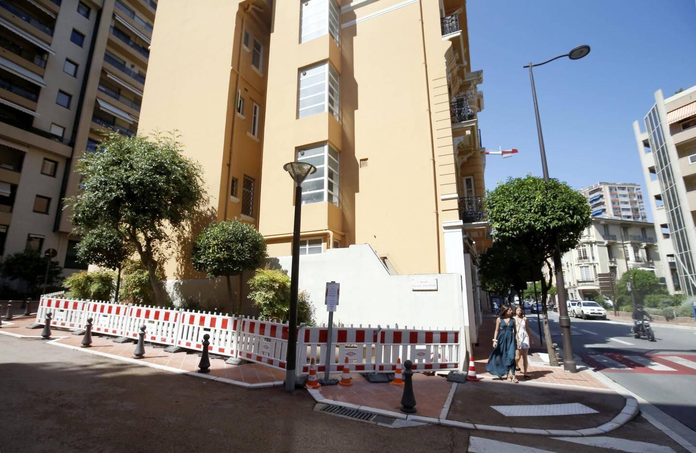 Une station émergera à l'angle de la rue Grimaldi et de l'allée Guillaume-Apollinaire.