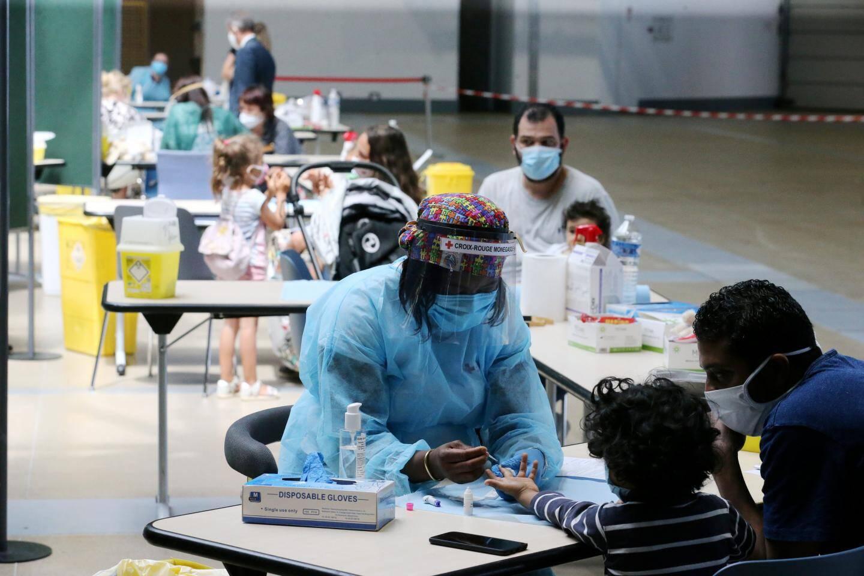 35.000 résidents et salariés ont déjà été volontaires pour subir des tests sérologiques en Principauté.