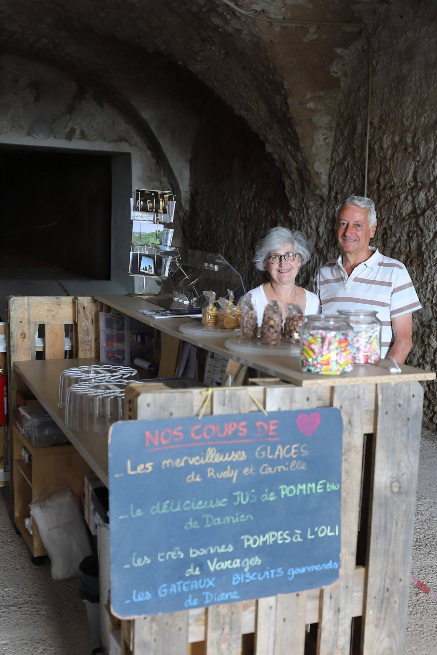 Diane et Michel de Boisgelin.