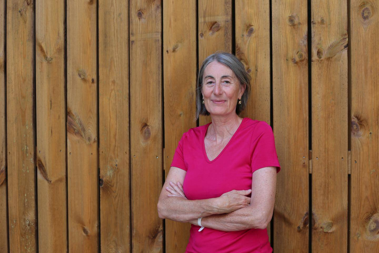 Aline Comeau, nouvelle directrice du parc national du Mercantour.
