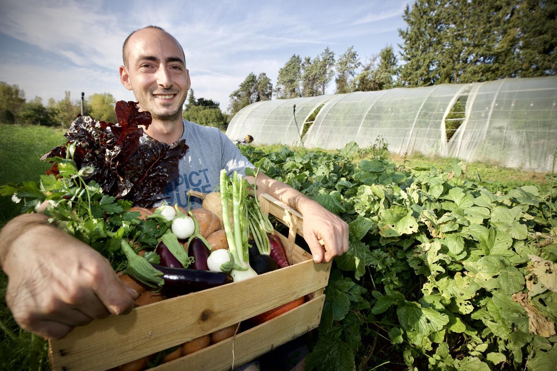 18 millions d'euros vont être investis par la Métropole, sur six ans, pour la nouvelle politique agricole.