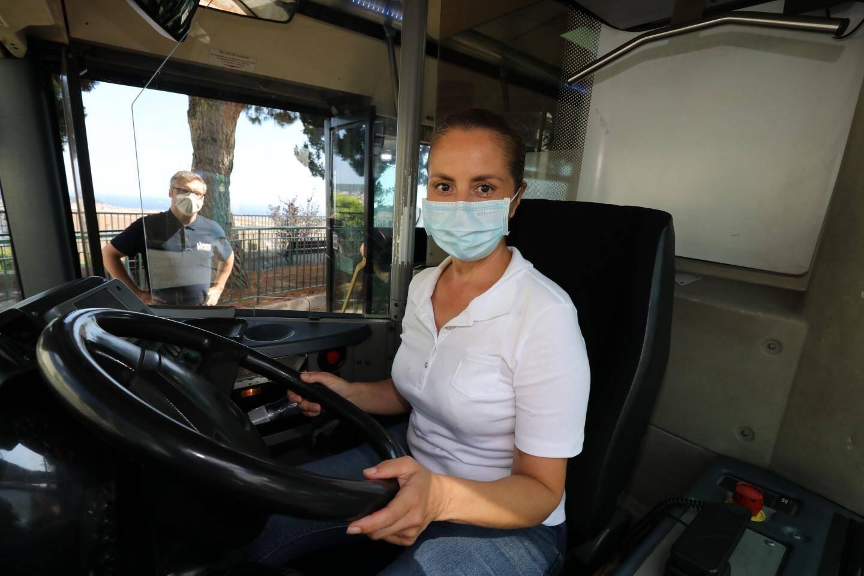 Pour cette conductrice de tram et de bus, « Le risque zéro n'existe pas. »