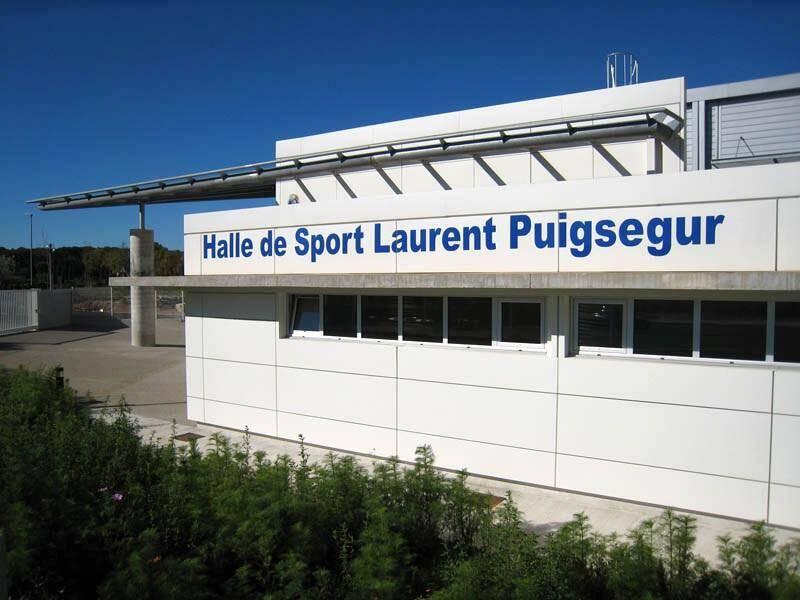 Laurent Puigségur fait partie des rares personnes à avoir un bâtiment à son nom de leur vivant.