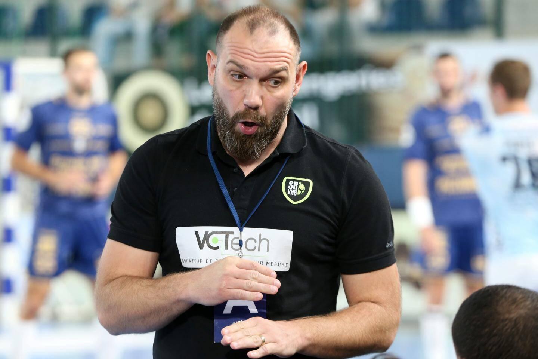 Rares Fortuneanu, entraîneur du SRVHB.