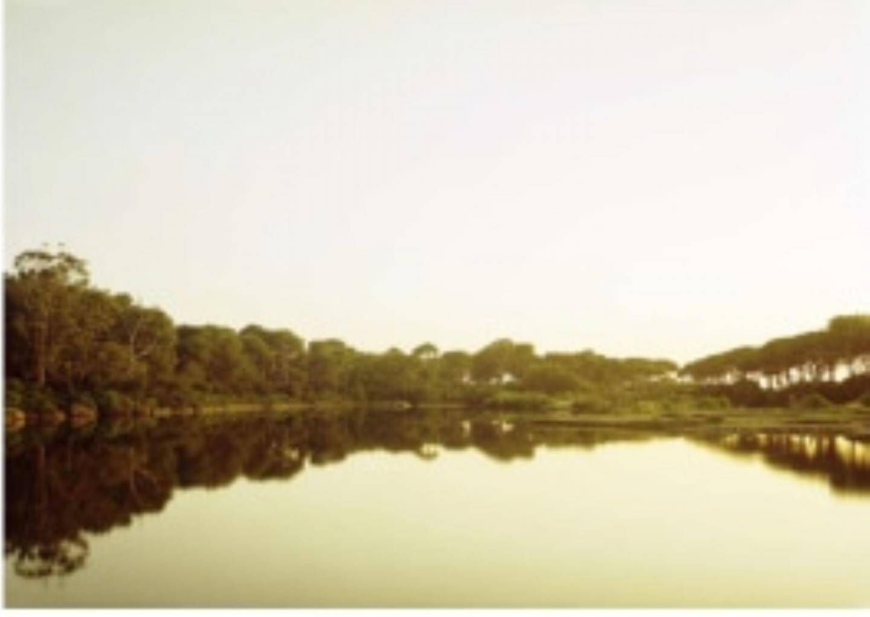 L'étang du Batéguier.