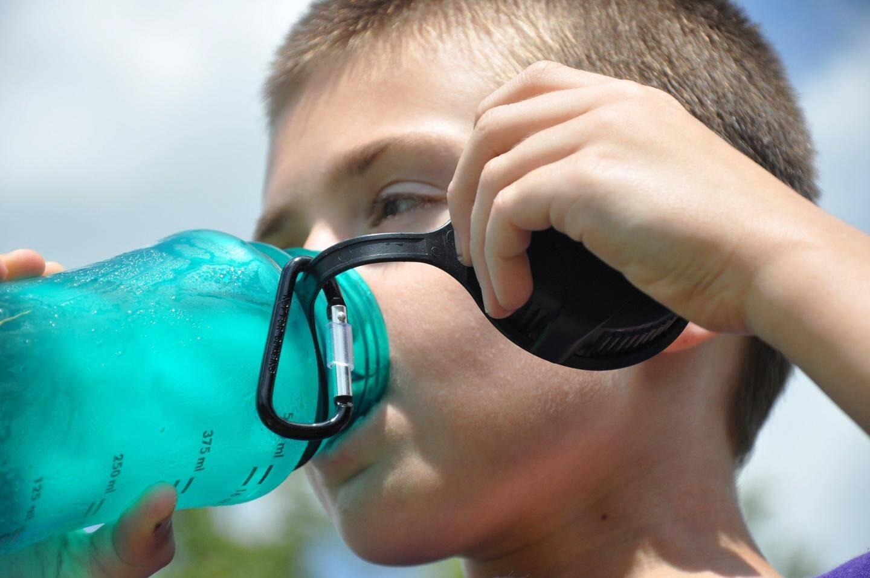 La gourde, l'une des alternatives à la bouteille en plastique.