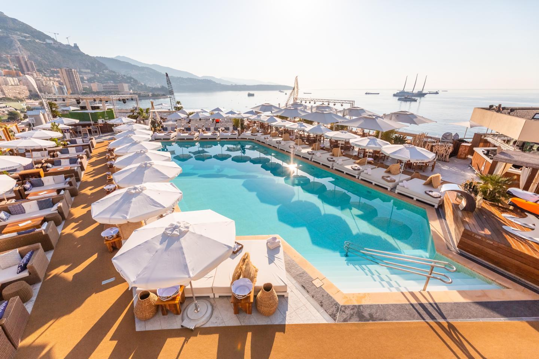 Le Nikki Beach, à Monaco