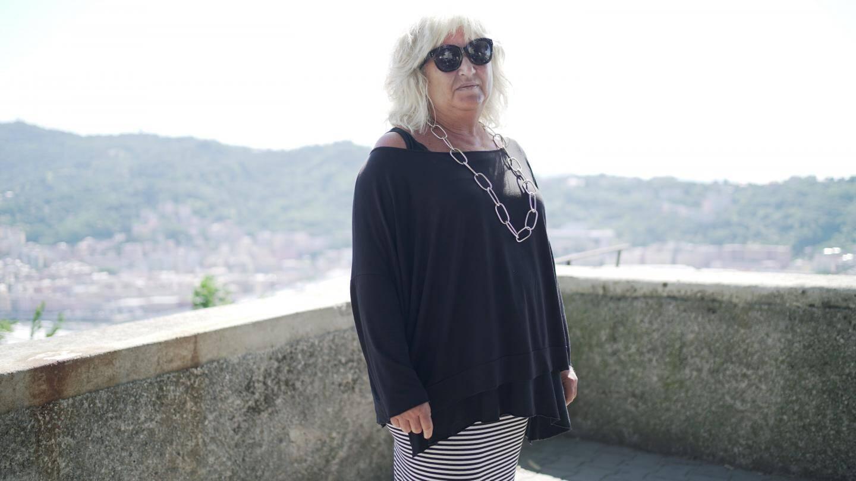 Michela habitait près du pont. Elle était là le jour du drame. Elle veut croire en un avenir meilleur.