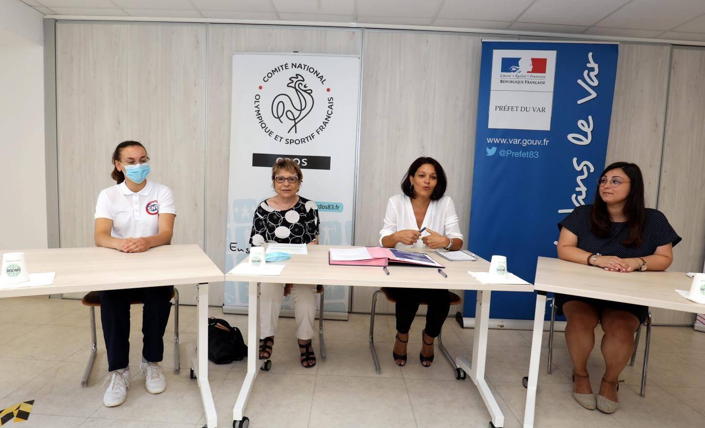 La signature est intervenue ce jeudi, en présence des représentants de la Direction départementale de la cohésion sociale.