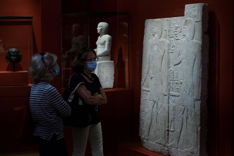 La collection Granet expose des pièces dignes des plus grands musées du monde.