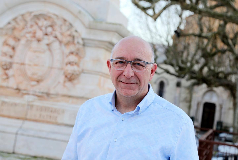 Thierry Bongiorno, maire de Gonfaron.