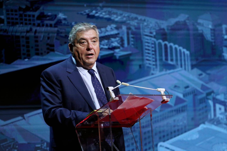 Pierre Dartout a présenté, hier et mercredi, les grandes lignes du plan de relance de l'économie monégasque.