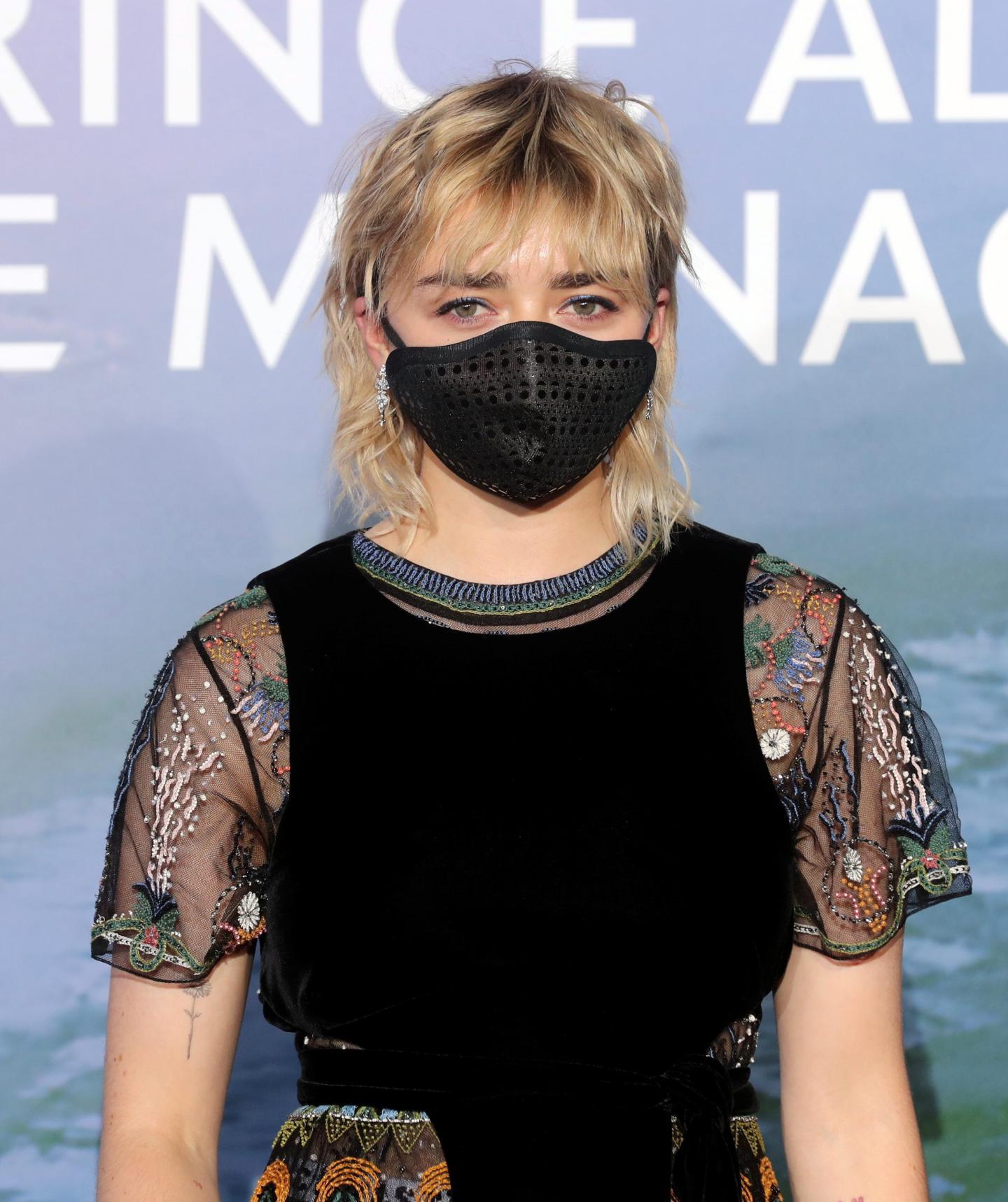 Maisie Williams, alias Arya Stark dans Game of Thrones.