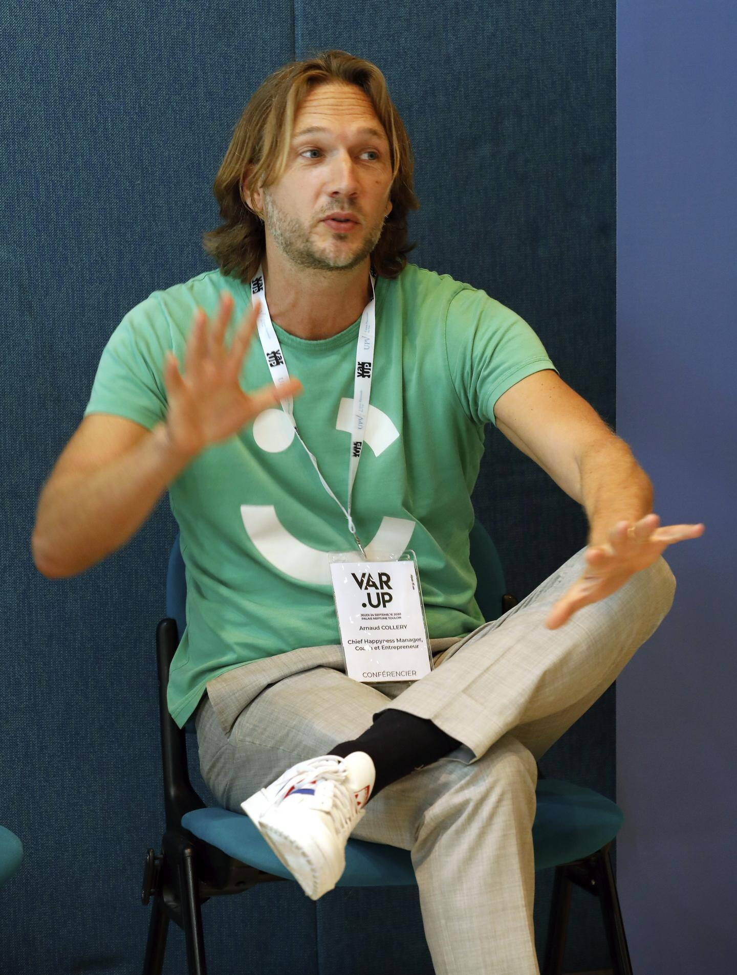 Arnaud Collery, CHO.