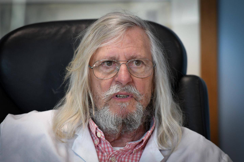 Professeur Didier Raoult.
