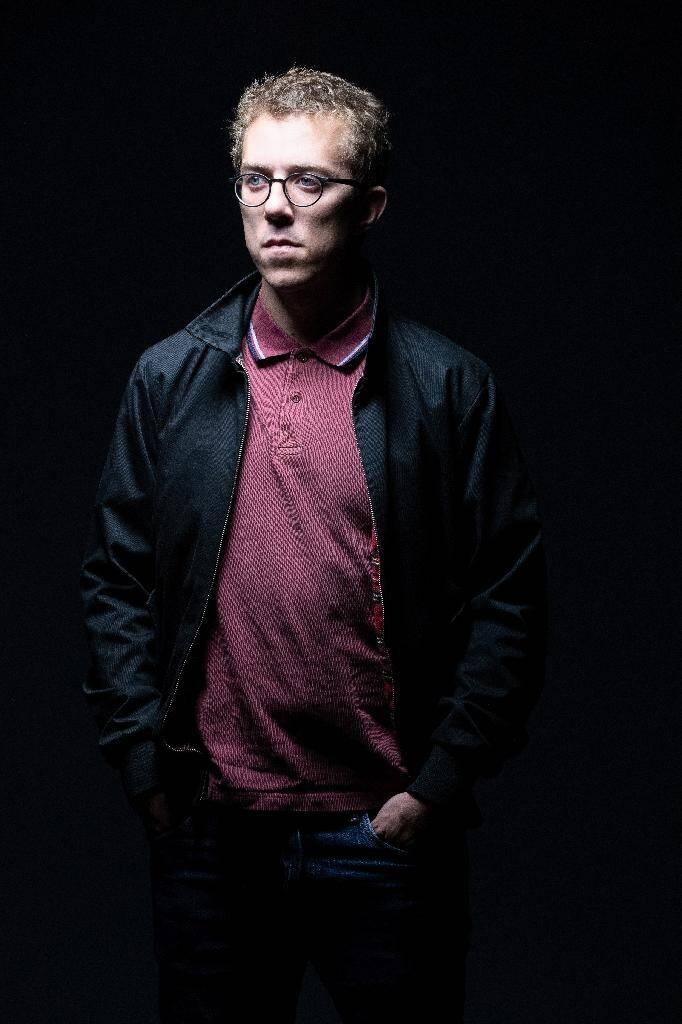 Le journaliste Valentin Gendrot, le 1er septembre 2020, à Paris