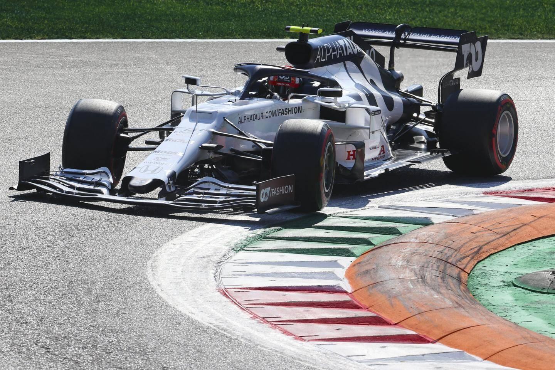 Italie 2020, un Grand Prix fort en stats !