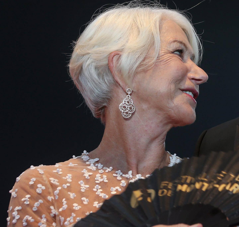 Dame Helen Mirren sera maîtresse de cérémonie du gala.