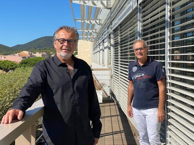 Emmanuel Bertrand et Philippe Leonelli peuvent afficher un large sourire : la saison estivale qui se termine a dépassé toutes les espérances.