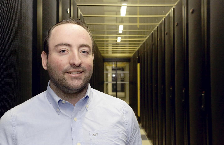 Kevin Polizzi, pdg de Jaguar Network, Marseille.