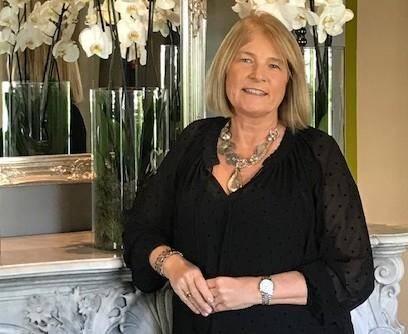 Christine Welter, présidente combative du Syndicat des hôteliers de Cannes et du bassin cannois.