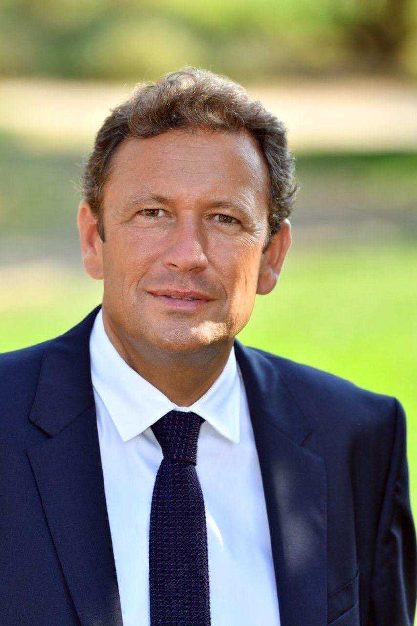 François de Canson, président du CRT.
