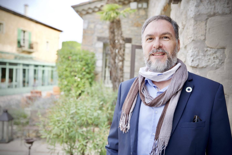 Fabrice Jean-Jean, formateur de Koméco.