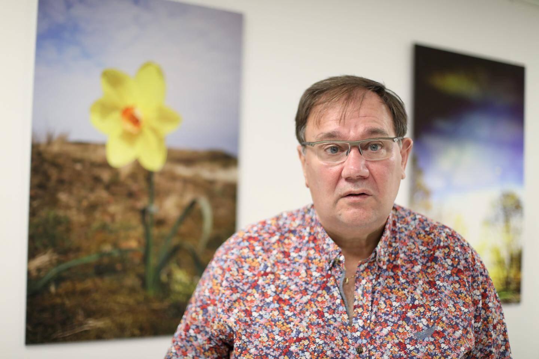 Claude Jeanson est directeur ''clientèle'' pour Fréma assurance, entreprise de courtiers.