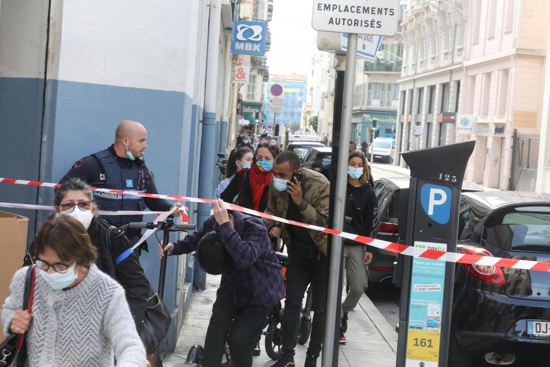 Attaque au couteau à Nice — France