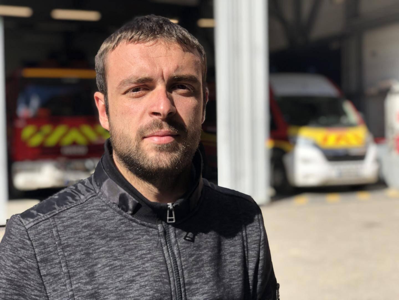 Maire de Breil-sur-Roya, Sébastien Olharan tire la sonnette d'alarme et demande à l'armée de maintenir un dispositif d'urgence dans la Roya.