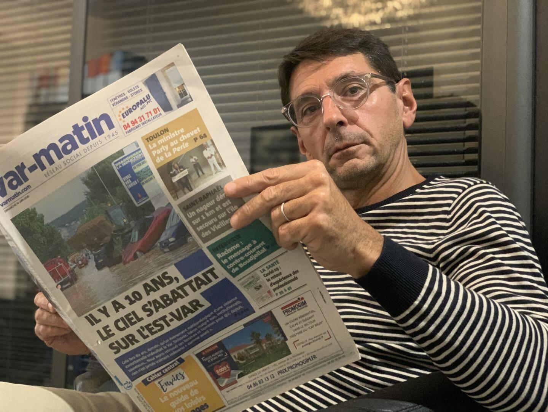 Dix ans après les inondations en Dracénie, Olivier Audibert-Troin revient sur le déroulé des événements.