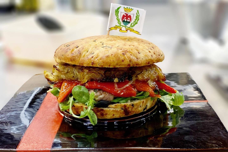 C'est ce burger Nissart qui a séduit les juges.