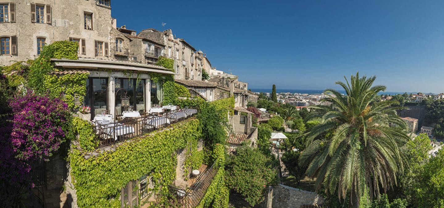 L'unique hôtel de luxe de Cagnes-sur-Mer