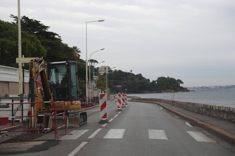 Le renouvellement des canalisations s'achèvera début décembre.