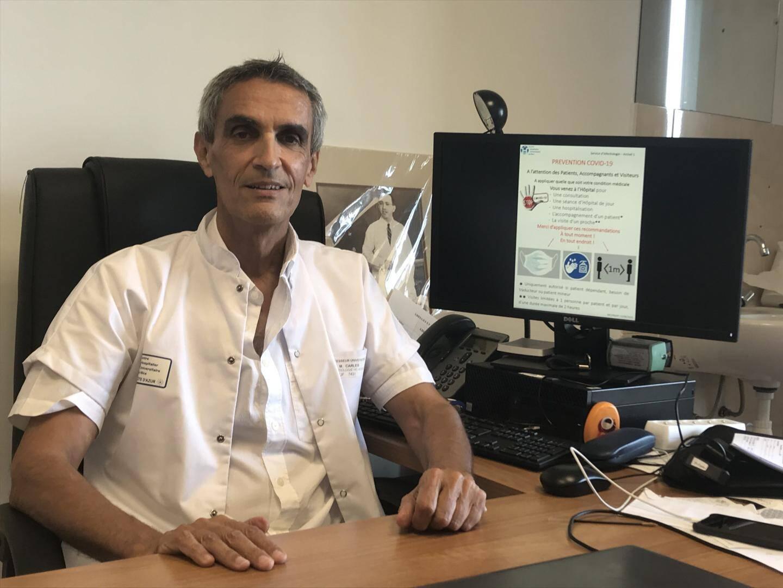 « Les éléments que fournissent aujourd'hui Pfizer et BioNTech semblent suggérer de vraies avancées », estime le professeur Michel Carles, chef du service infectiologie du CHU de Nice.