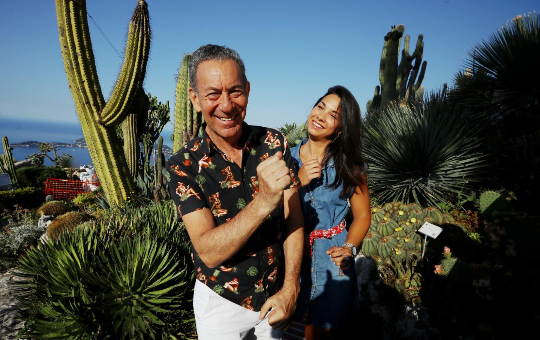 François Feldman et Claudia