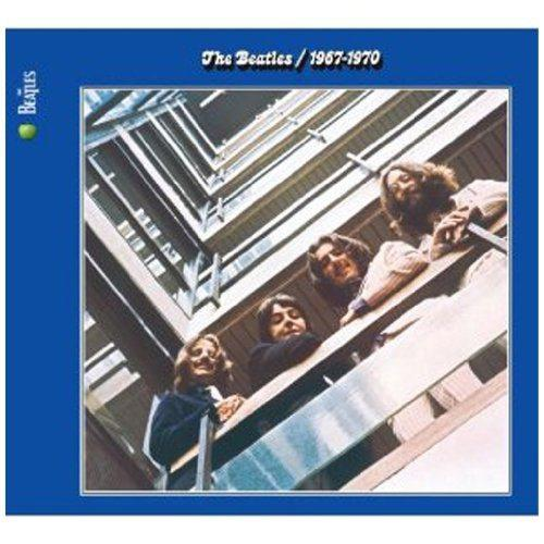 The Beatles 1967-1970. (Apple Records)