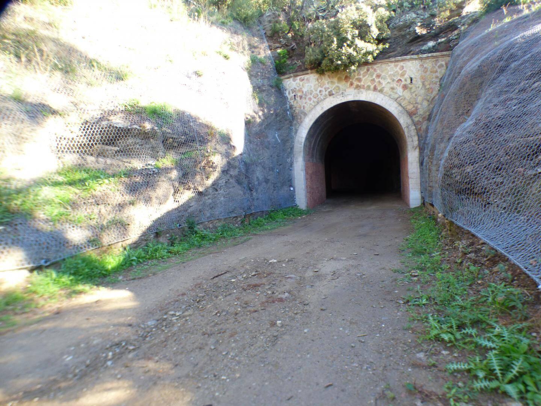 Au printemps 2020, le Département a également réhabilité le tunnel de Malpagne long de 60 mètres.