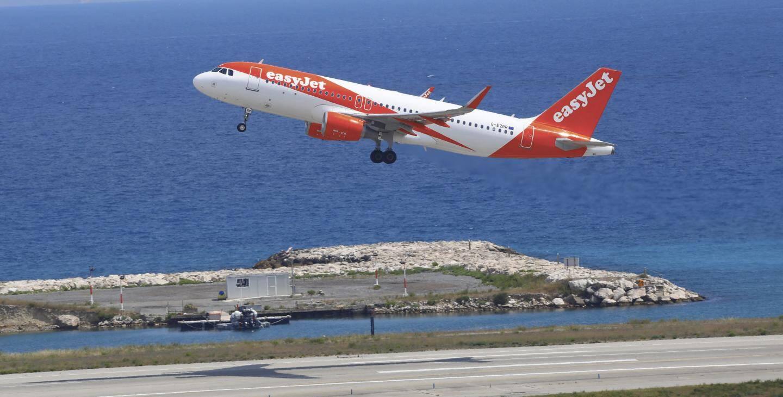 Easyjet, première compagnie aérienne sur l'aéroport Nice Côte d'Azur, souffre de la crise sanitaire.