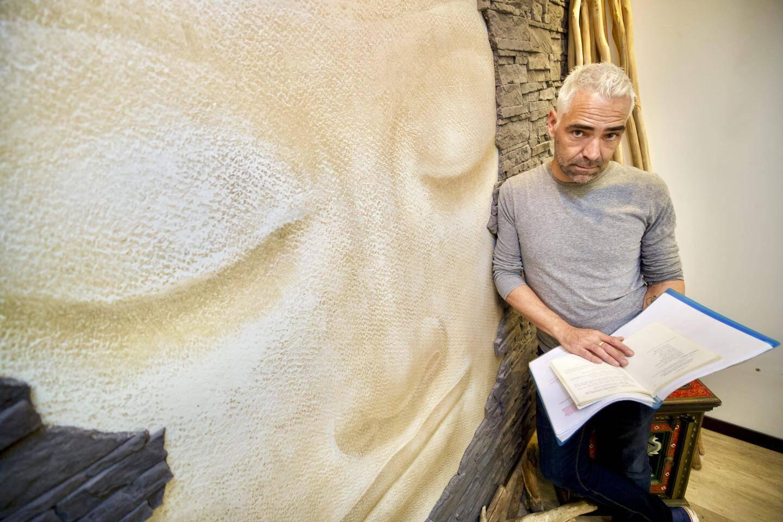 Philippe Legagneux, qui n'a pas pour autant abandonné le théâtre, a ouvert il y a quelques mois sa boutique de bien-être.
