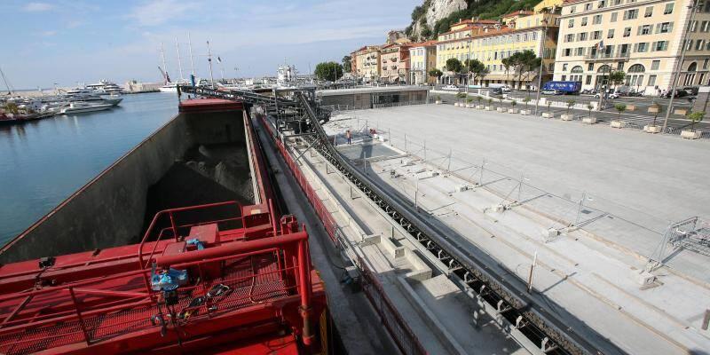 Cinq questions que vous vous posez sur l'évacuation des déblais du chantier du tram