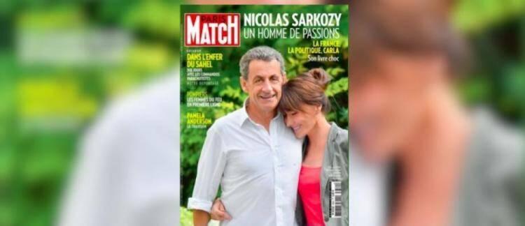Nicolas Sarkozy Plus Grand Que Carla Bruni Paris Match Repond Aux Accusations De Retouches Nice Matin