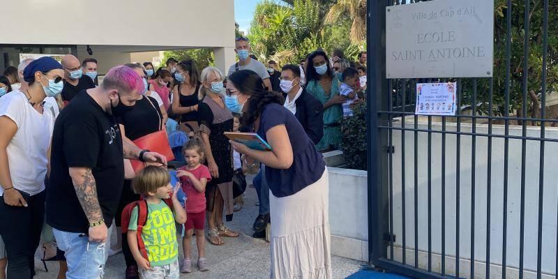 Des parents d'élèves disent non à une école Samuel-Paty à Cap-d'Ail