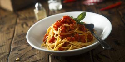 LA RECETTE DU JOUR. Pâtes aux tomates fraîches