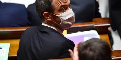 """""""Nous sommes dans une situation à risques"""". La mise en garde du ministre de la Santé Olivier Véran"""