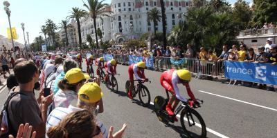 La ville de Nice pas candidate à l'organisation des mondiaux de cyclisme en septembre