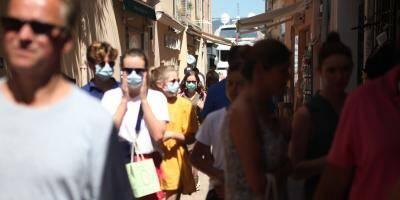 Coronavirus: deux nouveaux foyers épidémiques découverts à Saint-Tropez