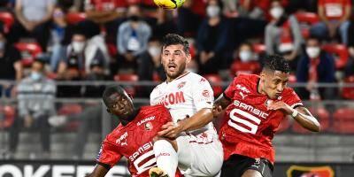 L'AS Monaco renversée à Rennes (2-1)