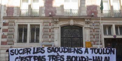 Des supporters du PSG déploient une banderole insultante contre Mourad Boudjellal